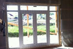 Двери KRAUSS 7500 в охотничный дом